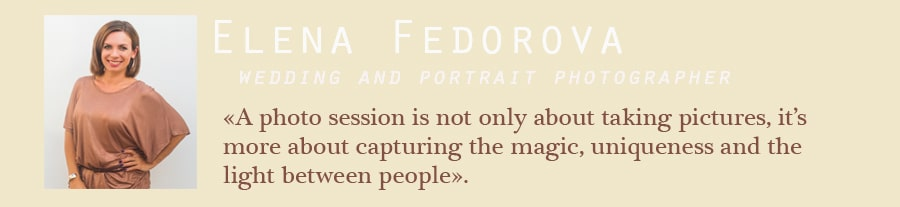 photographer elena new quote