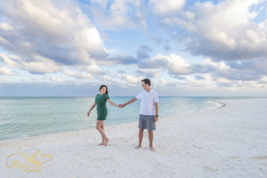 engagement images cancun mexico
