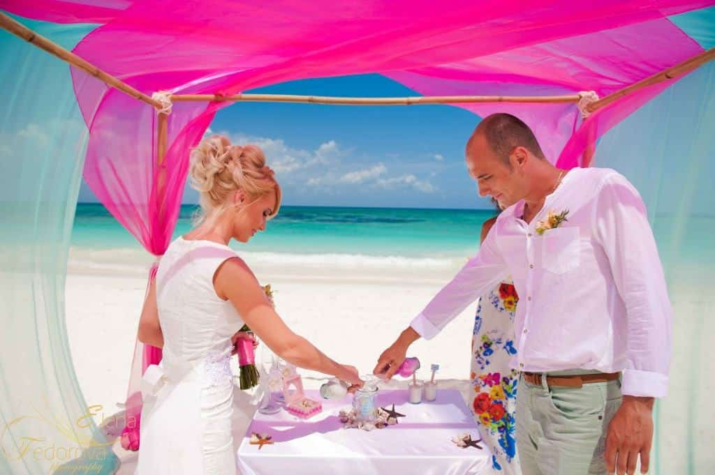 riviera maya wedding ceremony