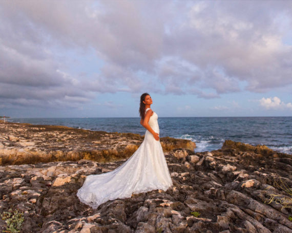 Wedding photographer Riviera Maya Mexico.