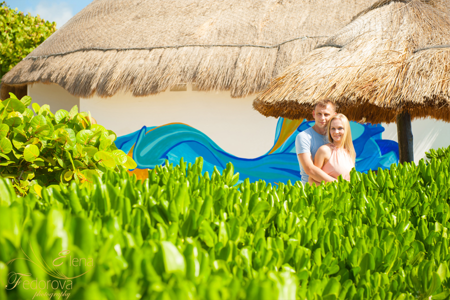 cancun engagement photographer