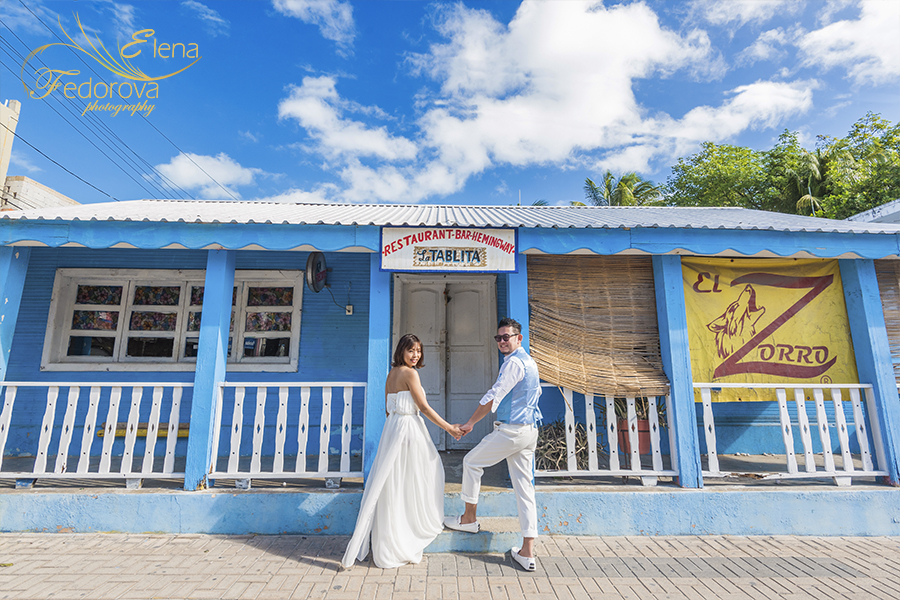 isla mujeres photography session