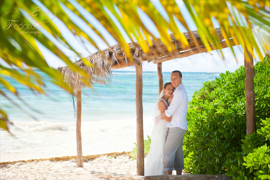 riviera maya beach honeymoon