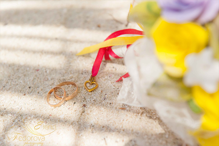 riviera maya wedding rings