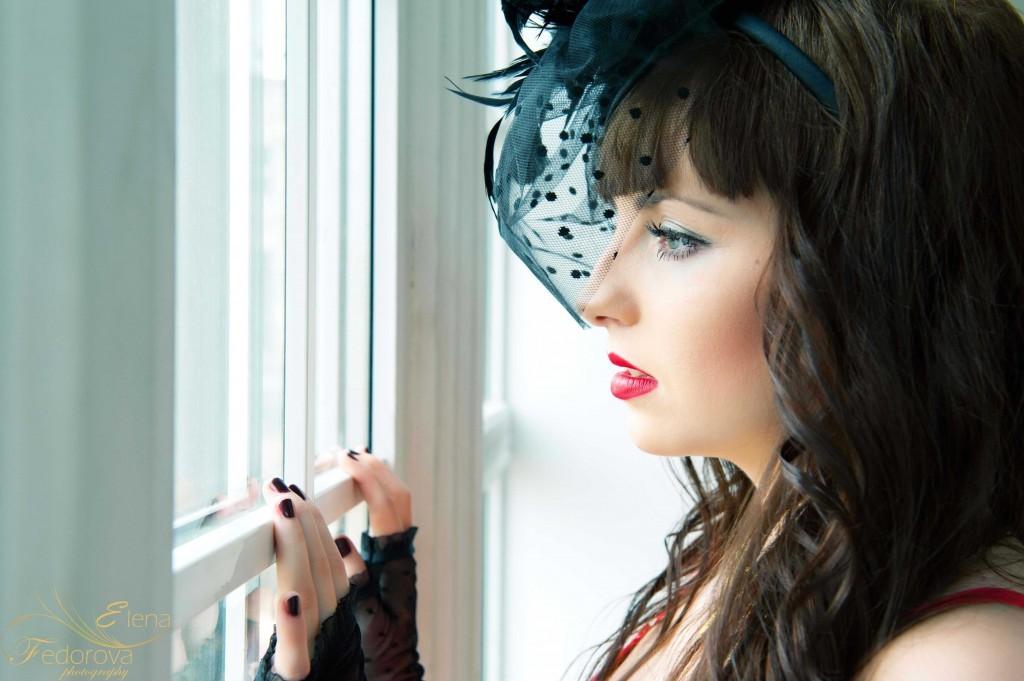 boudoir photo shoots