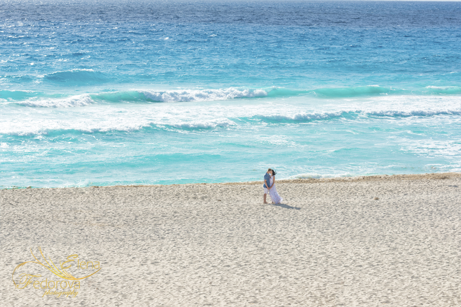 cancun honeymoon photo sessions