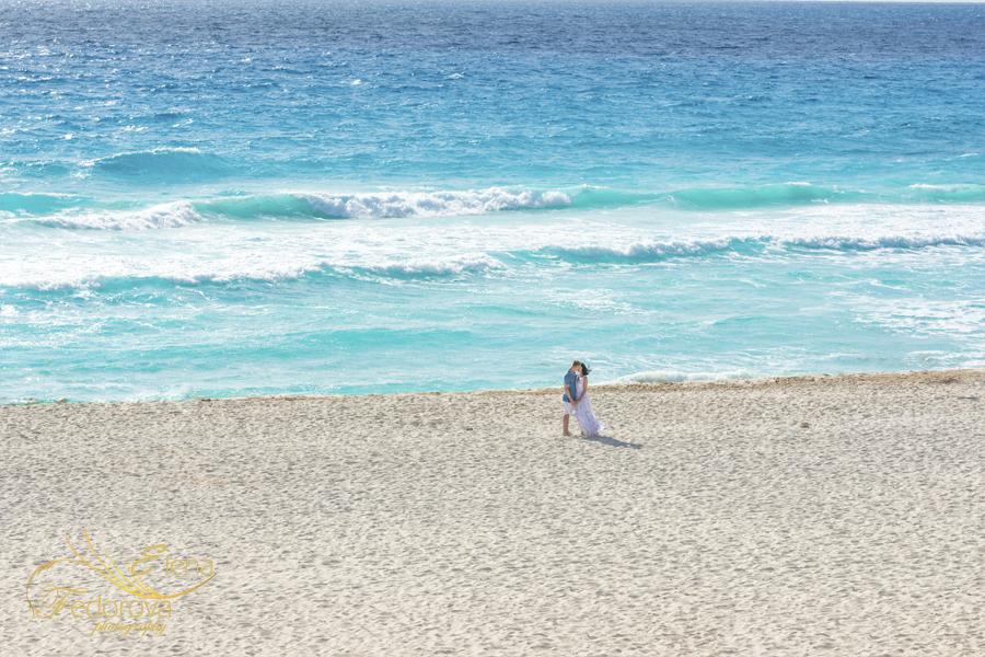 cancun honeymoon photo sessions