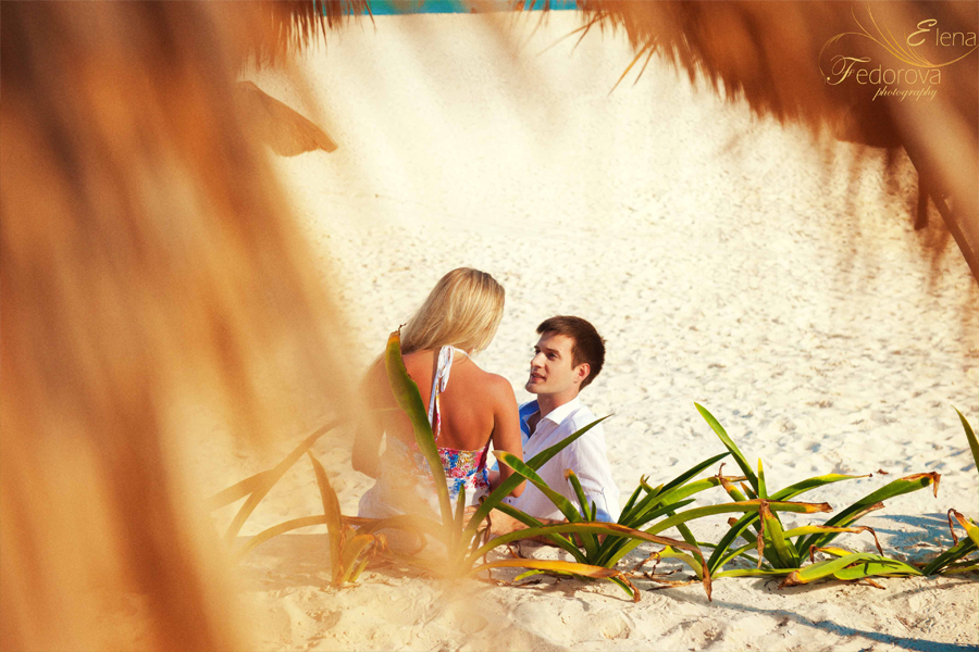 cancun honeymoon pictures