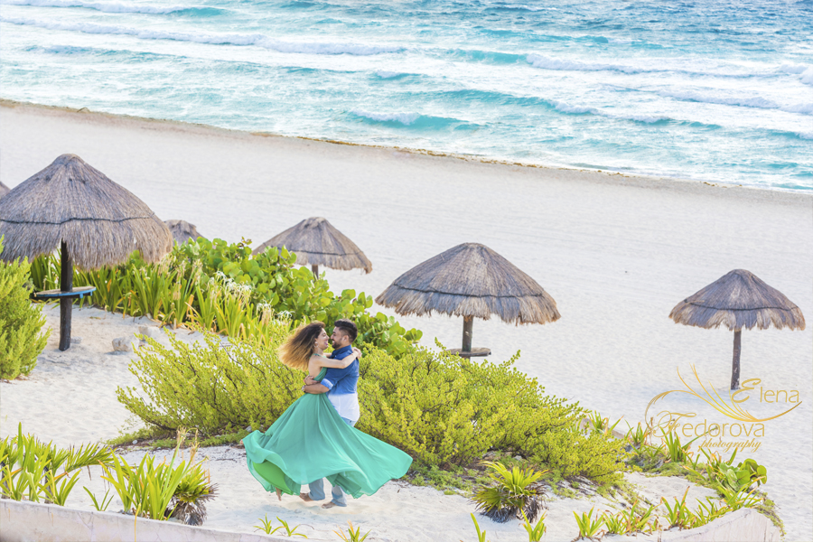 dancing on beach photos