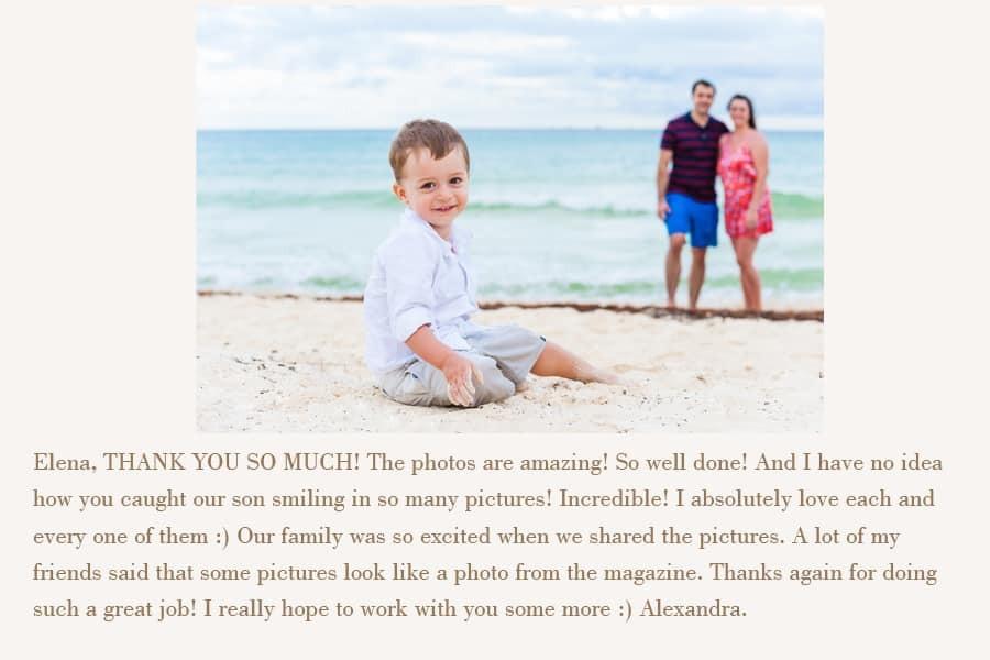 family photographer reviews
