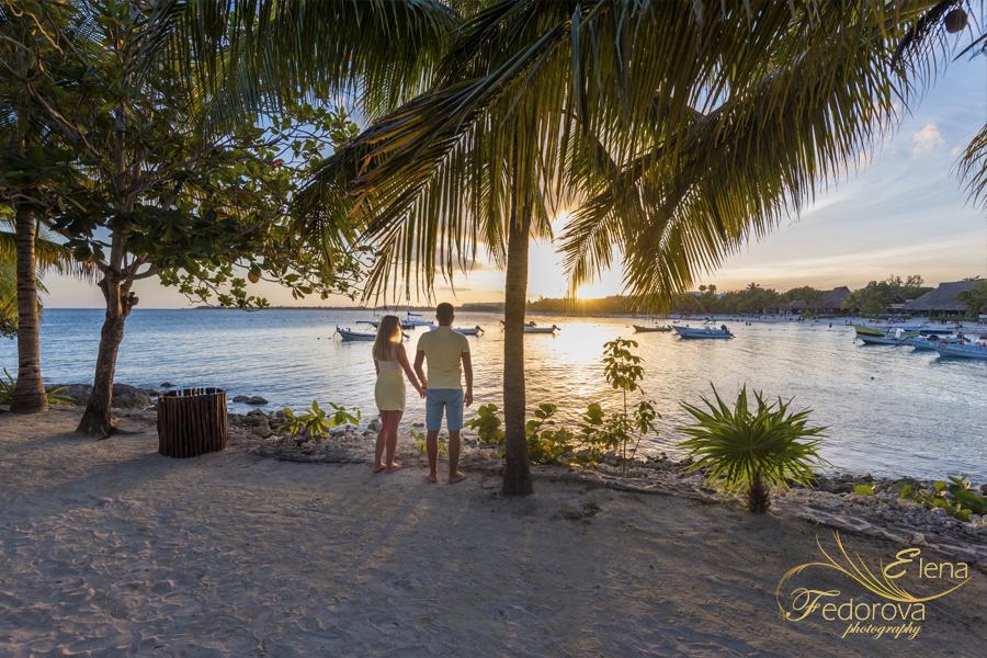 honeymoon resort cancun