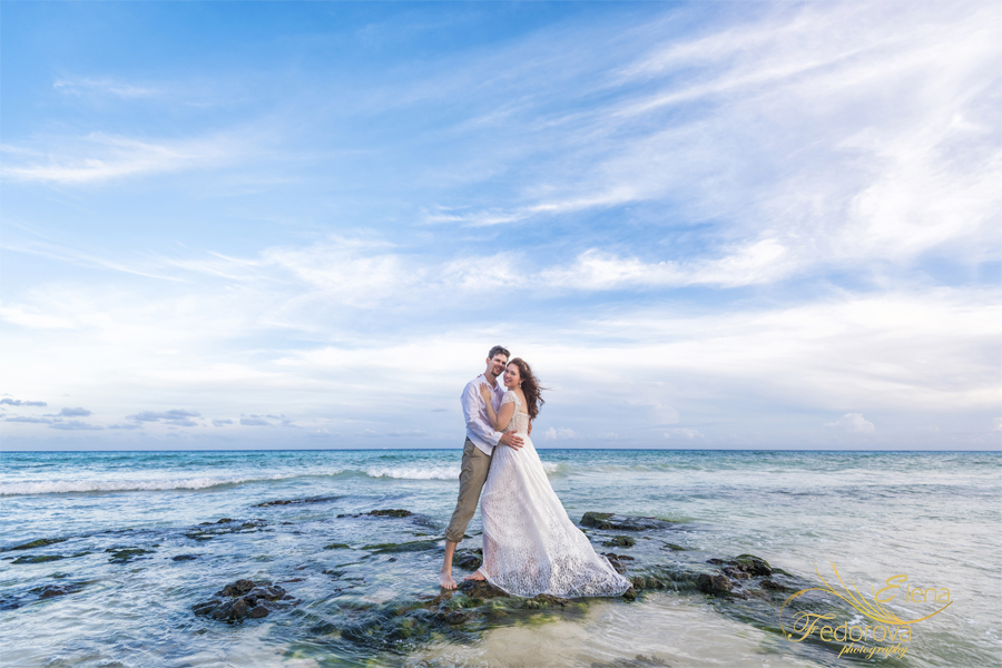 stunning photos honeymoon in cancun