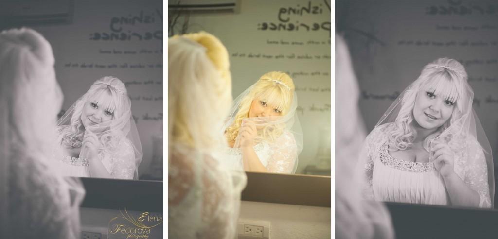 bridal portraits classy