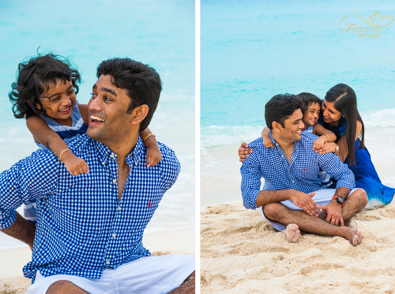 cancun family pictures