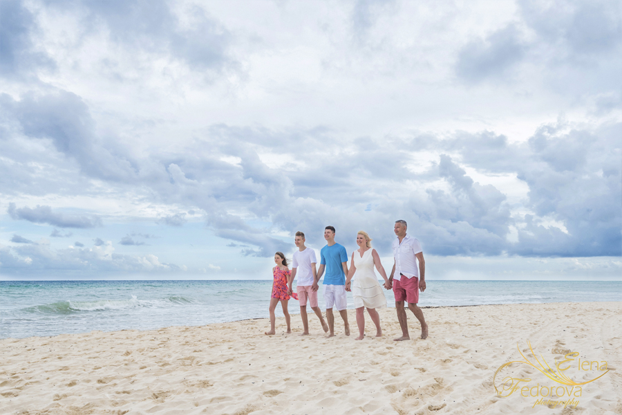 cancun the best family photographer