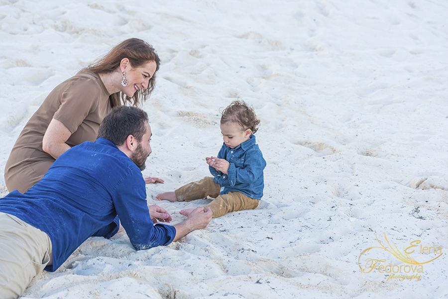 nice family photos cancun