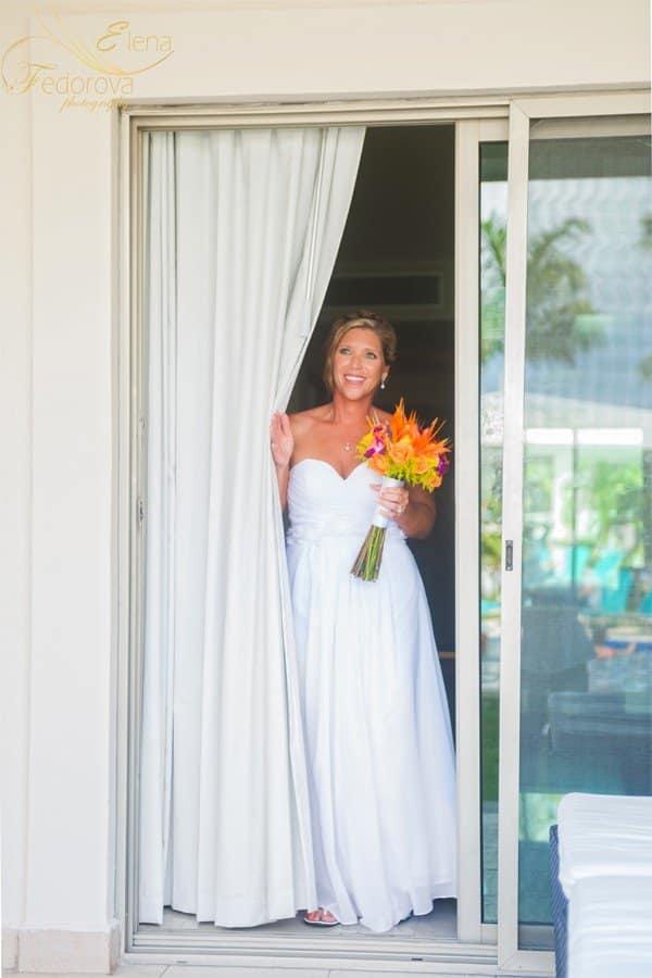 here comes a bride
