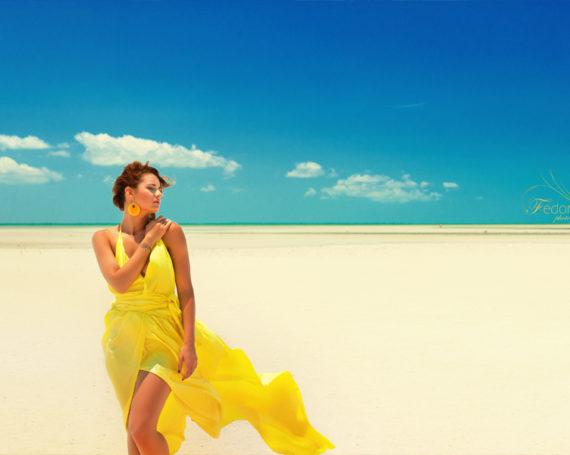 Fashion photographer Cancun.