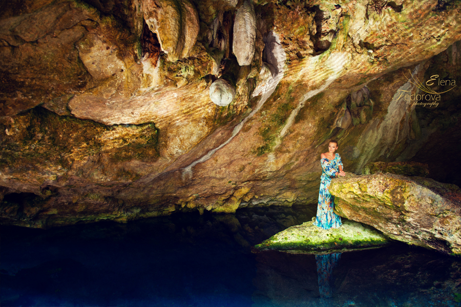 cenote photo sessions
