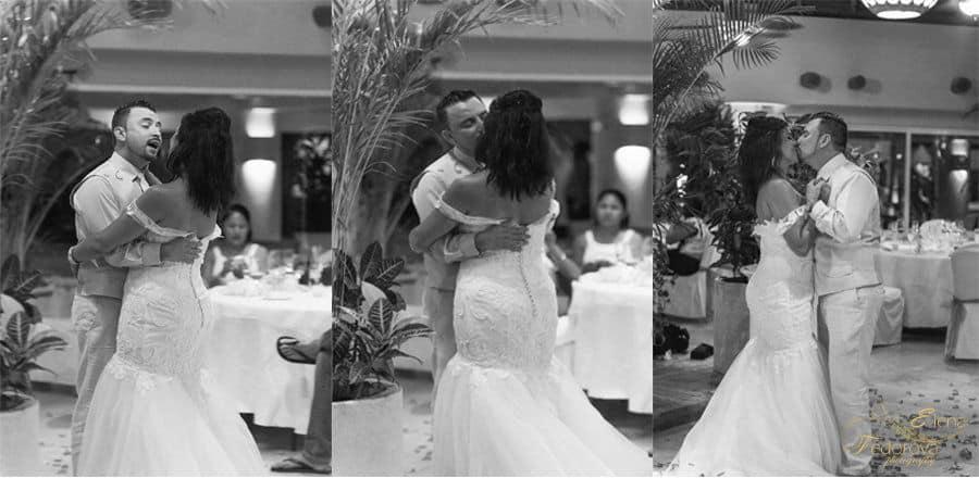 first wedding dance mexico