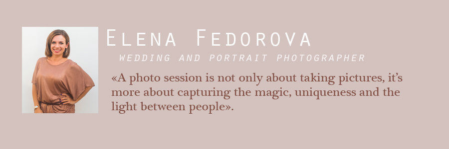 elena fedorova photographer quote