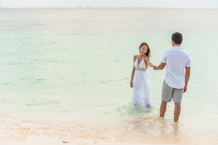 love photo session isla mujeres