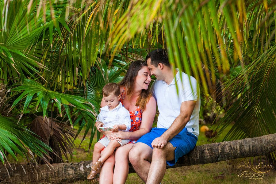 family photographer playa del carmen elena