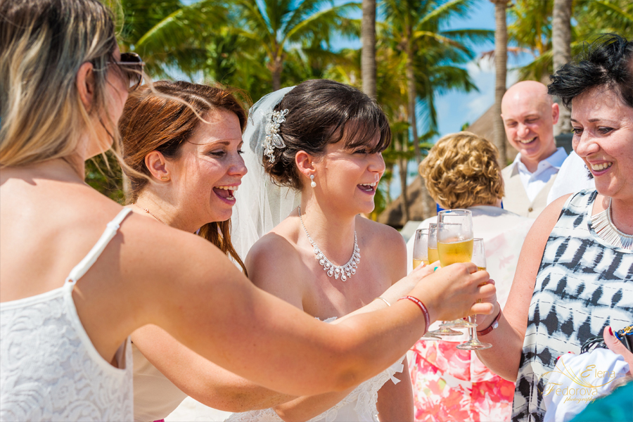 barcelo colonial riviera wedding
