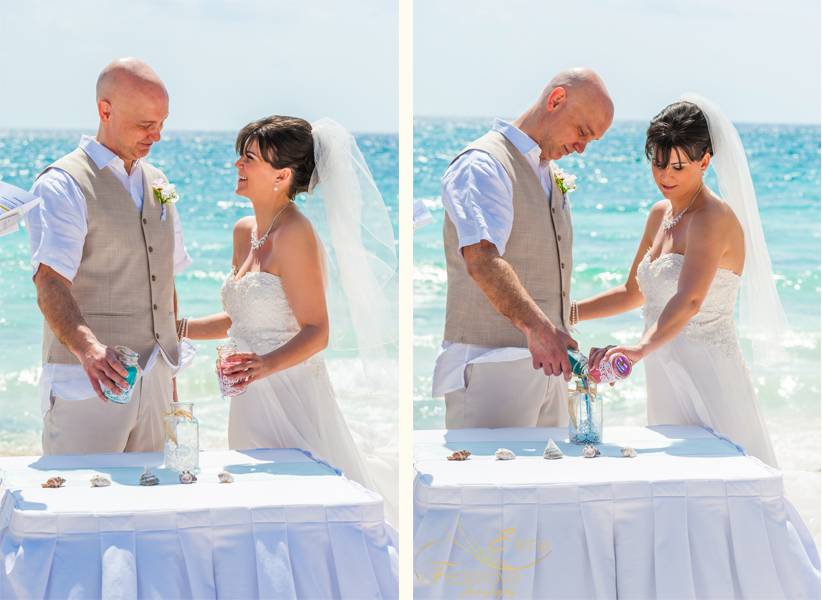 mexico destination wedding barcelo riviera maya