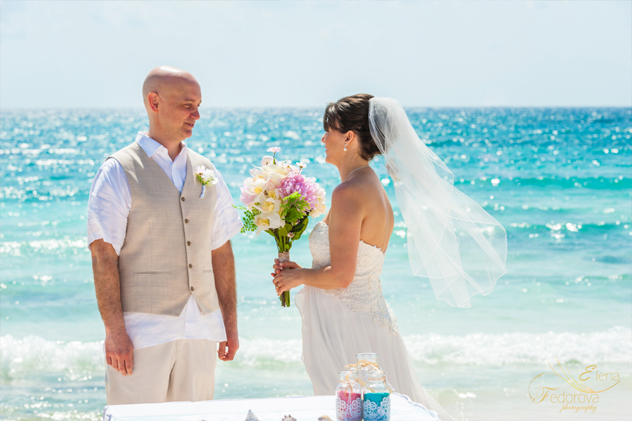 mexico wedding at barcelo colonial