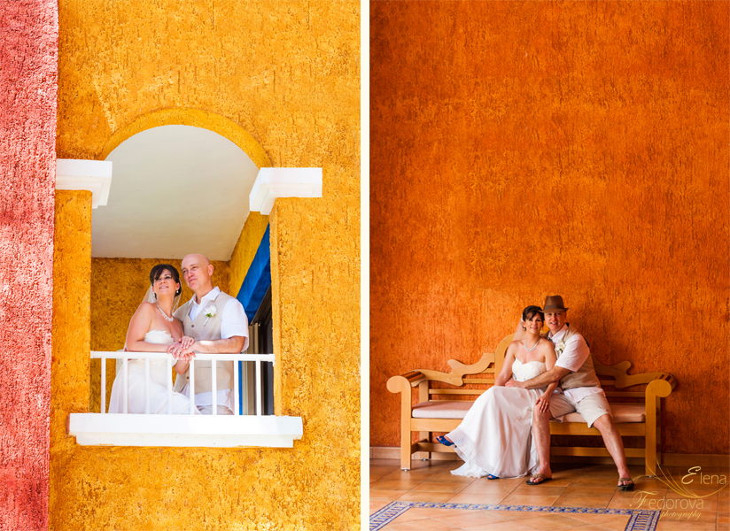 wedding photographer barcelo colonial riviera maya