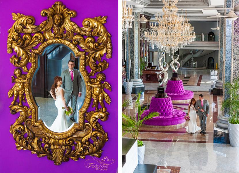 destination wedding riu palace mexico