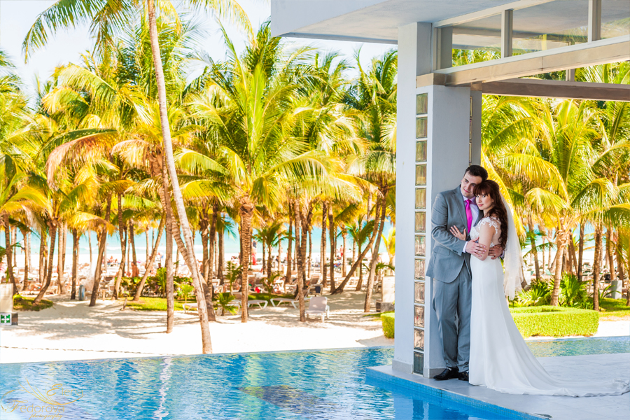 wedding photography riu palace