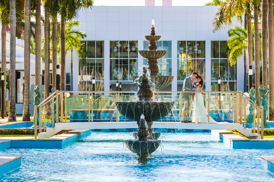 Riu palace wedding
