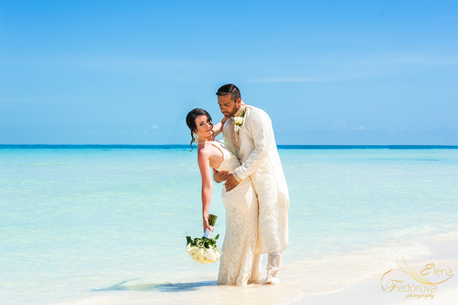 isla mujeres wedding photographs