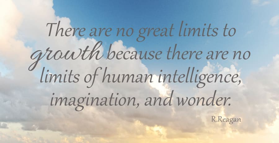quote about limits