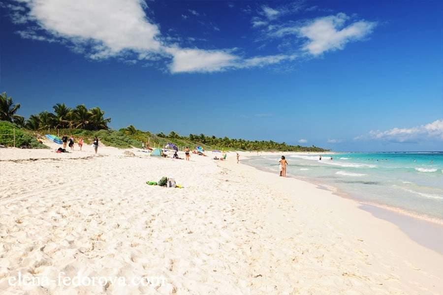 beaches in mexico xcarcel