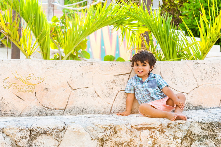 cancun kids photos
