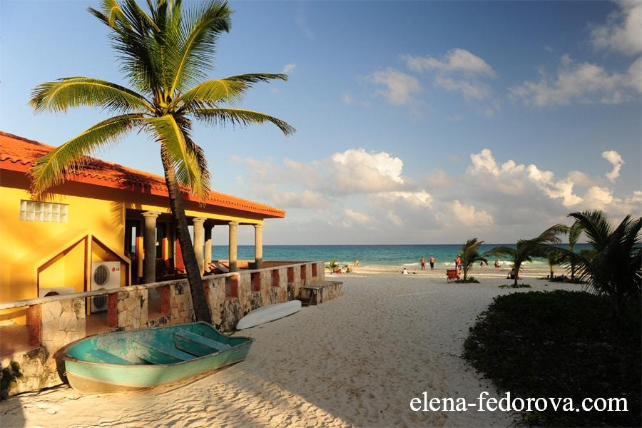 playacar beach playa del carmen