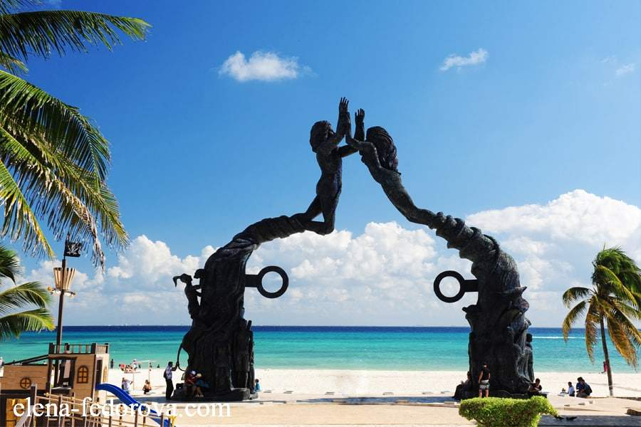 playa del carmen playas