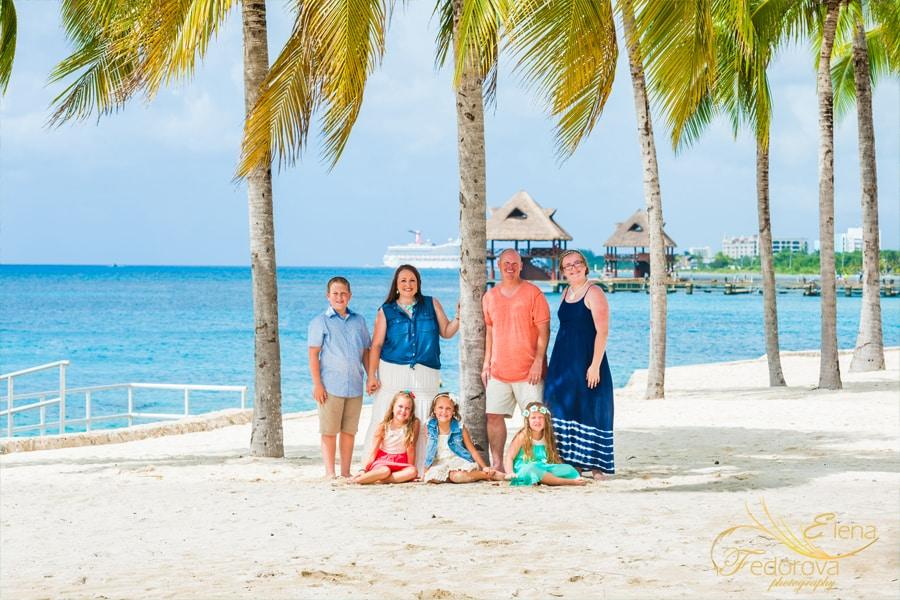 family photographer cozumel