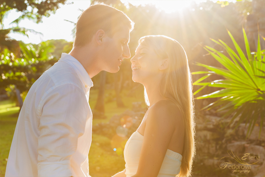 playa del carmen photographer for honeymoon