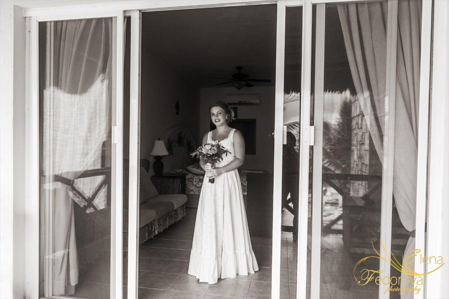 akumal wedding photos