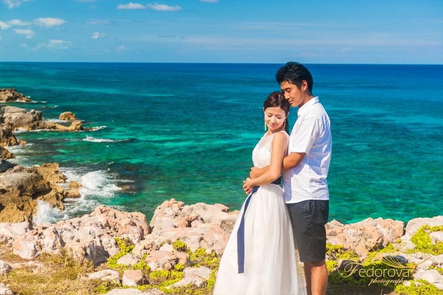 wedding photo shoot isla mujeres