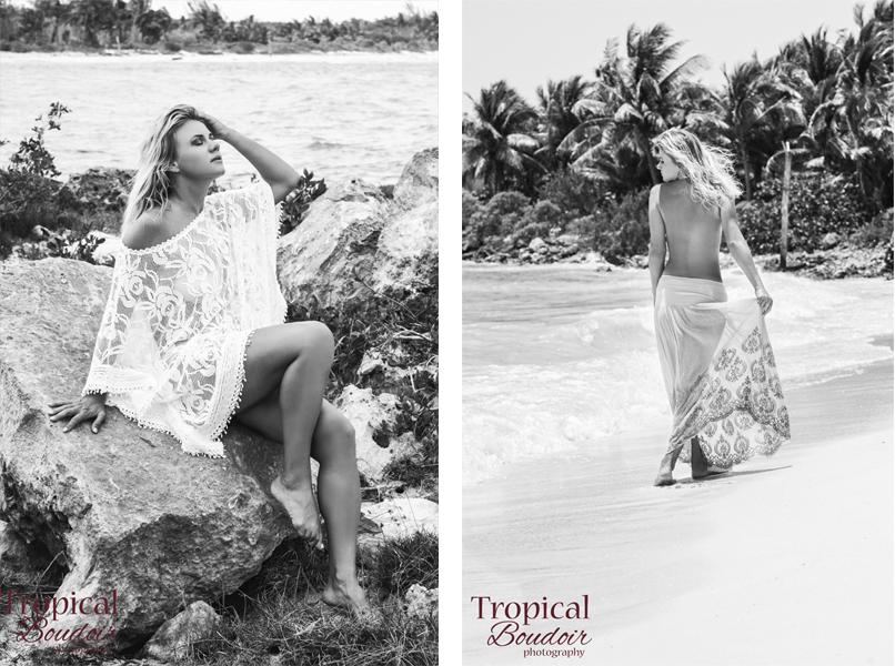 riviera maya boudoir photographer