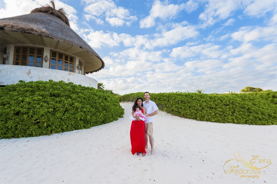 fairmont mayakoba family photography