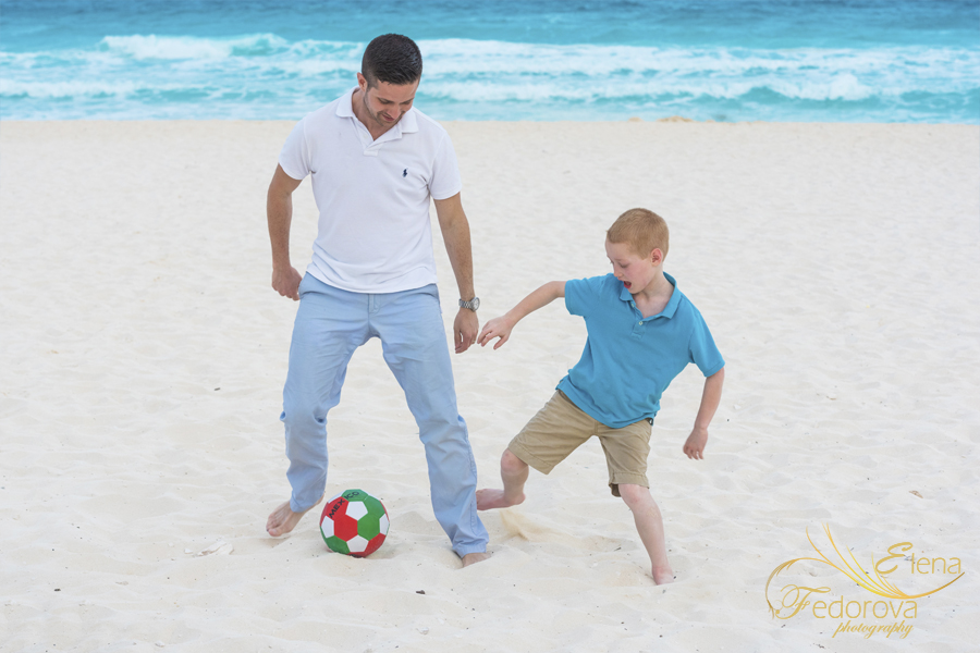 beach family photography ideas