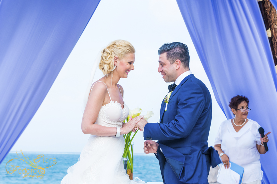 dreams riviera cancun wedding ceremonies