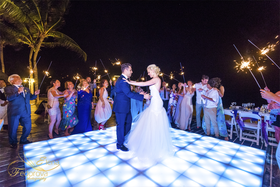 first dance dreams riviera maya