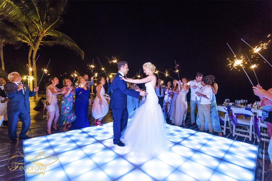 first dance dreams riviera maya
